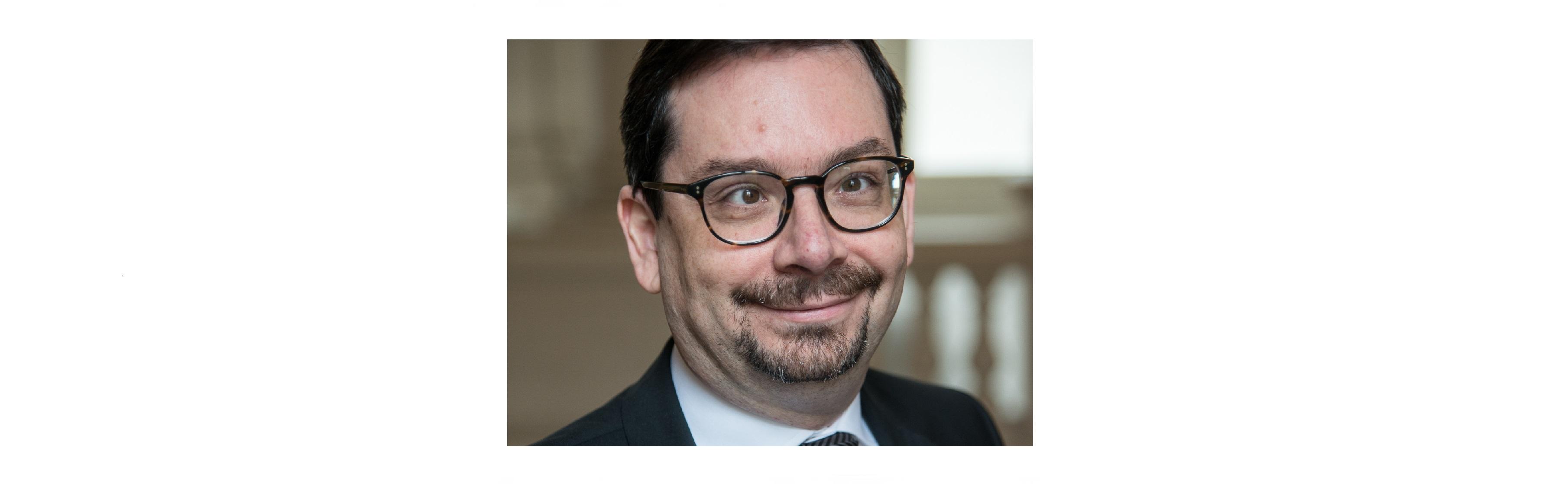 Etienne Champion nommé Directeur général de l'ARS Hauts-de-France