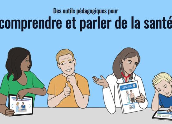 SantéBD : des outils pédagogiques pour comprendre et parler de la santé