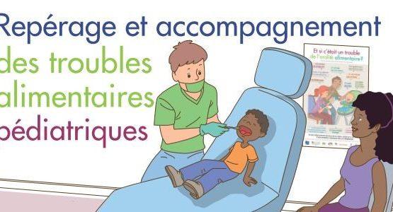 Repérage et accompagnement des troubles alimentaires pédiatriques